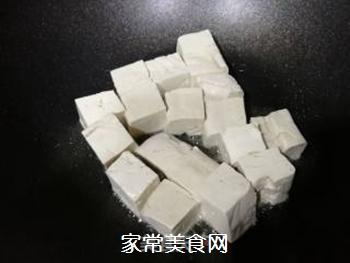 黄金酸甜豆腐的做法步骤:3