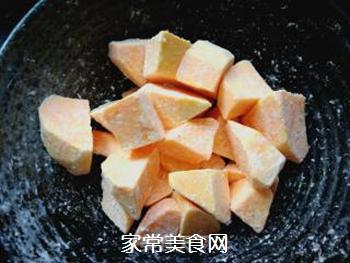 霜打薯角的做法步骤:3