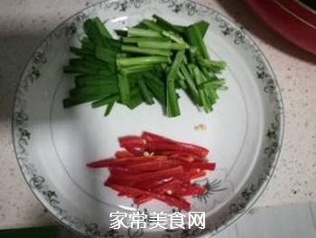 素炒绿豆芽的做法步骤:3