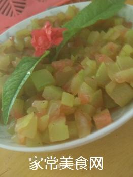 清煮西瓜皮的做法