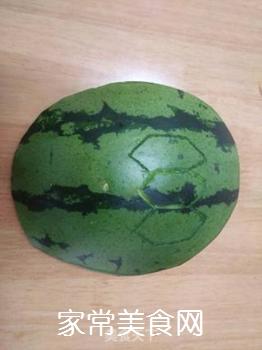 西瓜皮小乌龟的做法步骤:2