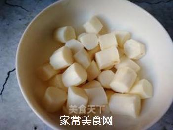 山药红豆浆的做法步骤:1