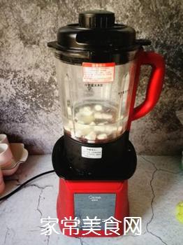 山药红豆浆的做法步骤:4