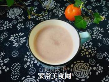 山药红豆浆的做法步骤:6