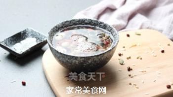天气渐凉,来一碗十谷米粥暖暖身吧的做法步骤:3