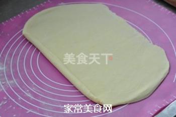 红豆蛋挞的做法步骤:4