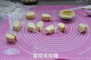 红豆蛋挞的做法步骤:6