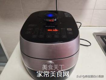 红薯莲子红豆汤的做法步骤:8