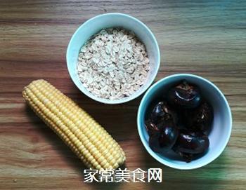 爽脆玉米燕麦羹的做法步骤:1
