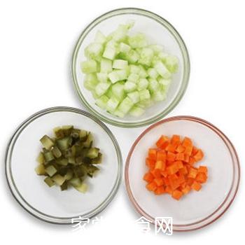 沙拉轻食,是当下餐桌上最好的春景的做法步骤:6