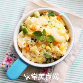 沙拉轻食,是当下餐桌上最好的春景的做法步骤:14