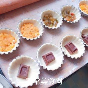 千奇百味酥皮蛋挞的做法步骤:2