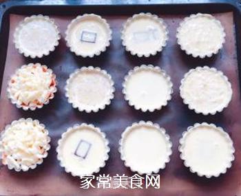 千奇百味酥皮蛋挞的做法步骤:4