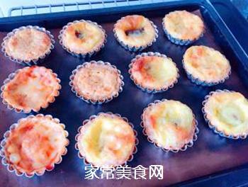 千奇百味酥皮蛋挞的做法步骤:5