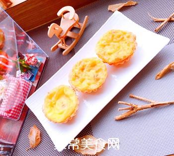 千奇百味酥皮蛋挞的做法