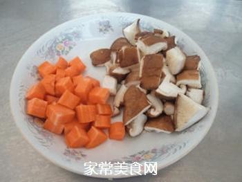 鸡丁玉米的做法步骤:3