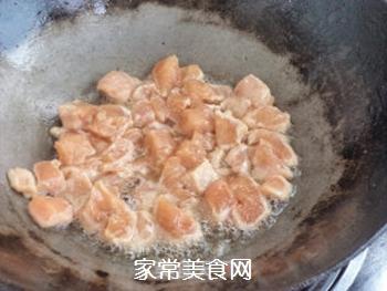 鸡丁玉米的做法步骤:5
