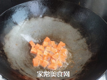 鸡丁玉米的做法步骤:6
