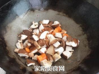 鸡丁玉米的做法步骤:7