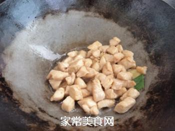 鸡丁玉米的做法步骤:8