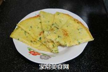 嫩玉米早餐饼的做法步骤:7