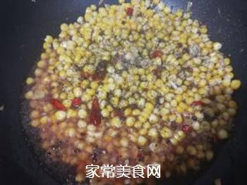 炒麻辣玉米粒的做法步骤:12