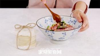 四喜蒸饺的做法步骤:1