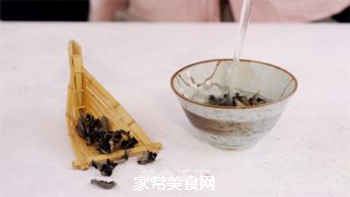 四喜蒸饺的做法步骤:2