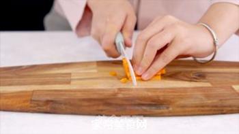 四喜蒸饺的做法步骤:3