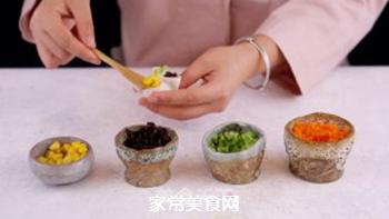 四喜蒸饺的做法步骤:8
