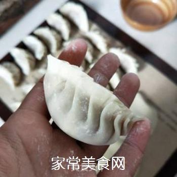 玉米鲜肉饺子的做法步骤:5