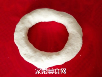 四宝蒸饺的做法步骤:3