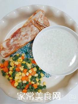 五彩糯米蛋的做法步骤:3