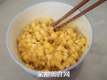 椒盐玉米的做法步骤:4