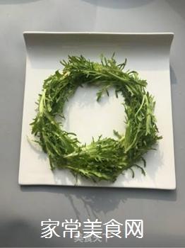 圣诞花环沙拉的做法步骤:2