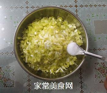 烩蛋饺的做法步骤:2