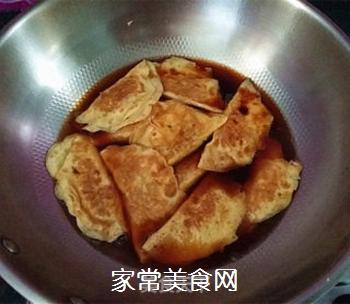 烩蛋饺的做法步骤:11