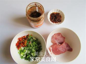 自制开胃下饭的肉末酱的做法步骤:1