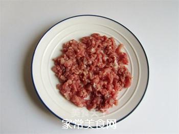 自制开胃下饭的肉末酱的做法步骤:2