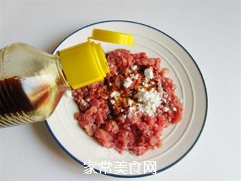 自制开胃下饭的肉末酱的做法步骤:3