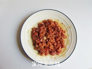 自制开胃下饭的肉末酱的做法步骤:4
