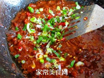 自制开胃下饭的肉末酱的做法步骤:8