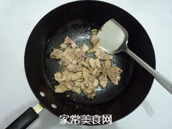 芹菜炒肉片的做法步骤:8