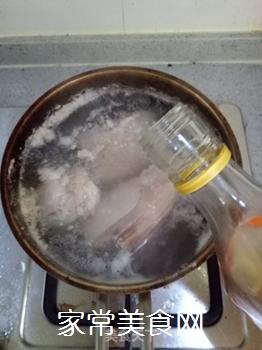 猪肉炖粉条的做法步骤:3