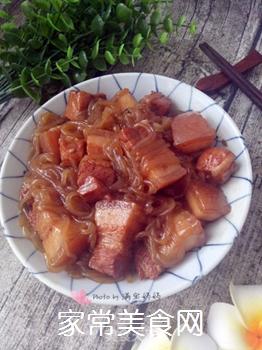 猪肉炖粉条的做法步骤:15