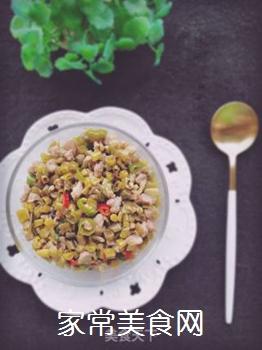 酸豇豆肉末的做法步骤:10