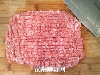 【东北】紫菜肉丸汤的做法步骤:1
