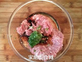 【东北】紫菜肉丸汤的做法步骤:3