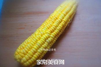 鲜榨玉米汁的做法步骤:1