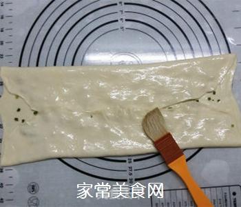 葱油花卷的做法步骤:8